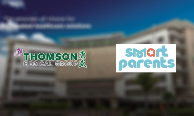 Thomson Medical Group reveals plans to take ownership of SmartParents.Sg to celebrate its 40th anniversary
