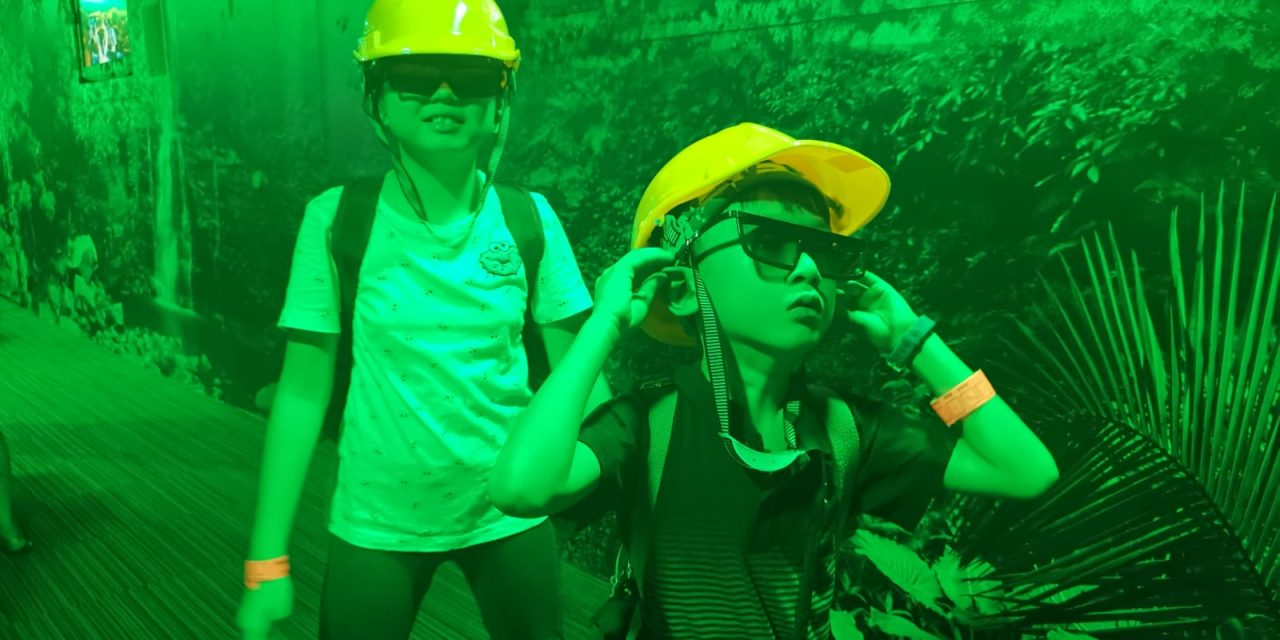 [Review] Sentosa 4D Adventureland – what to expect?
