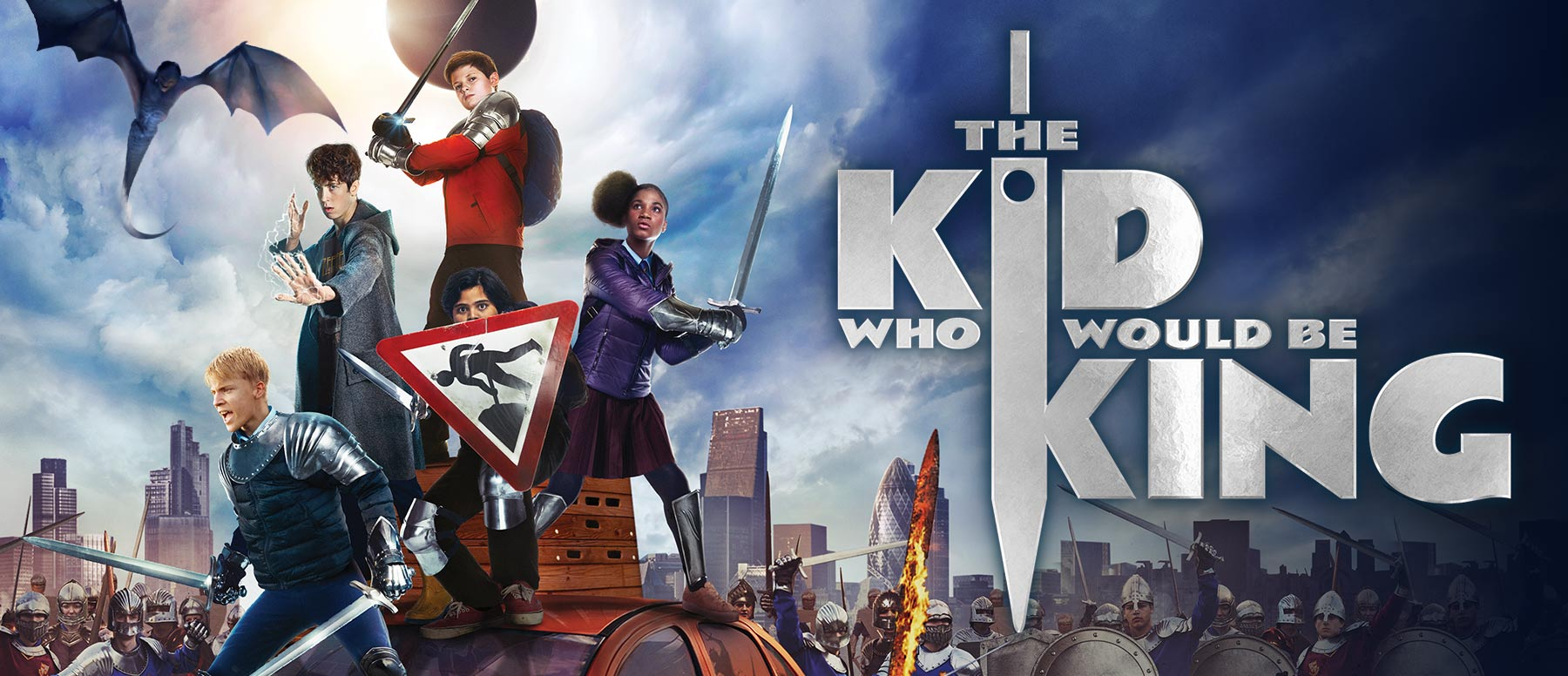 [Movie Review] The Kid Who Would Be King - Wholesome and Entertaining, but Tanked at the Box Office? - Alvinology