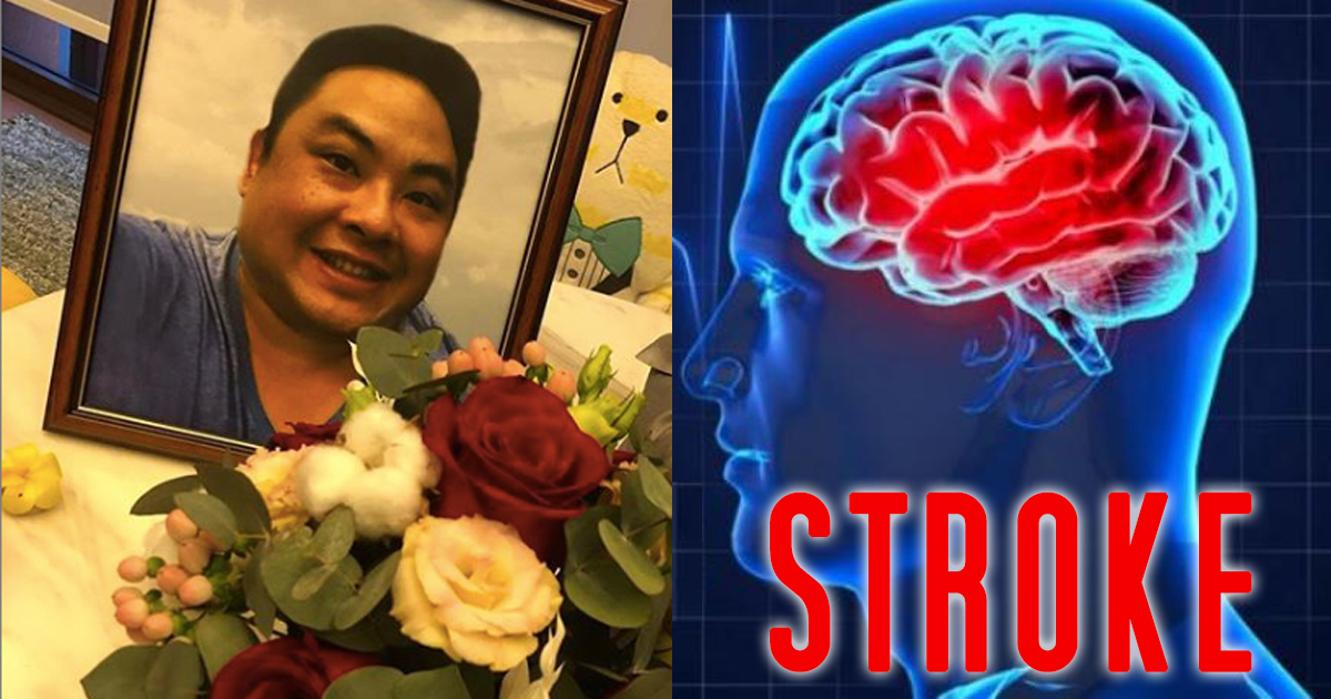 Ben Goi, the Popiah King's son and Tracy Lee's husband's death shines light on risk of stroke for young adults in Singapore