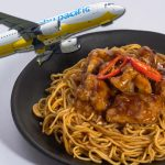 Here's the new set of Asian flavours you can pre-order while on board Cebu Pacific
