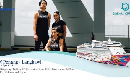Dream Cruises partners with ClassPass for Fitness Takeover – see class schedule here