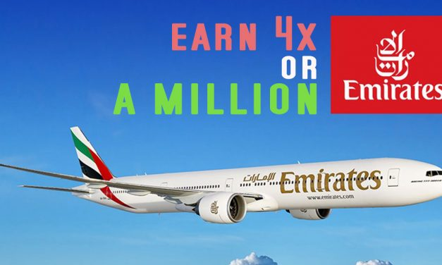 Emirates Skywards members can earn up to 4X Miles on Emirates and flydubai or become a Miles Millionaire this March 2019