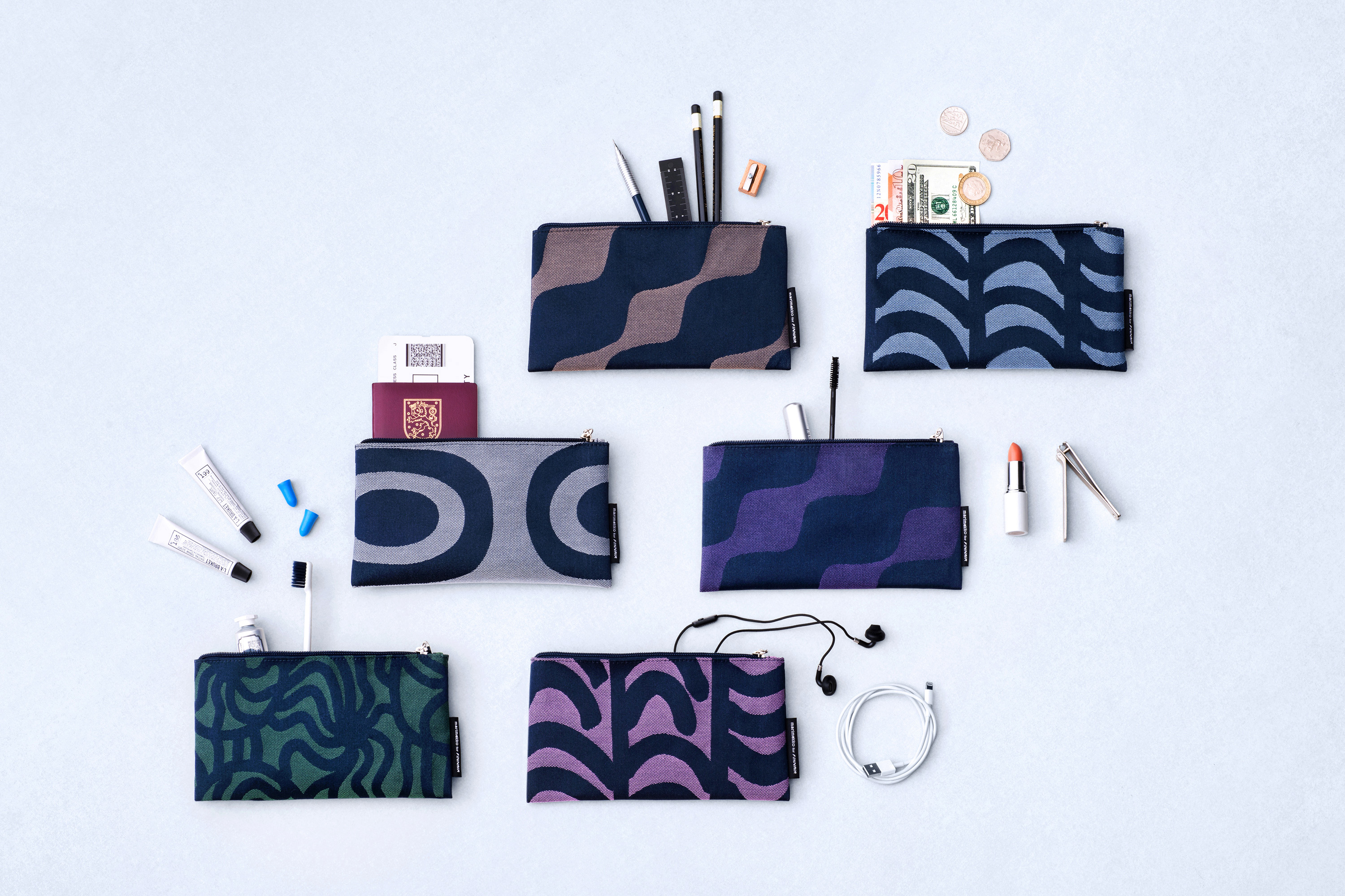 Finnair partners with Marimekko and L:A Bruket – promoting sustainable design, skincare, and refreshed Business Class amenities - Alvinology