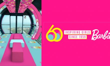 Fly High on the 60th Anniversary Barbie Flight at Singapore Flyer