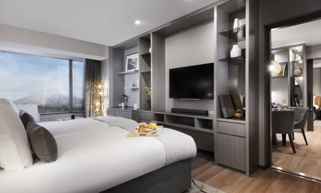 Hinode Hills Niseko Village luxury hotel to open this 1st of December 2019