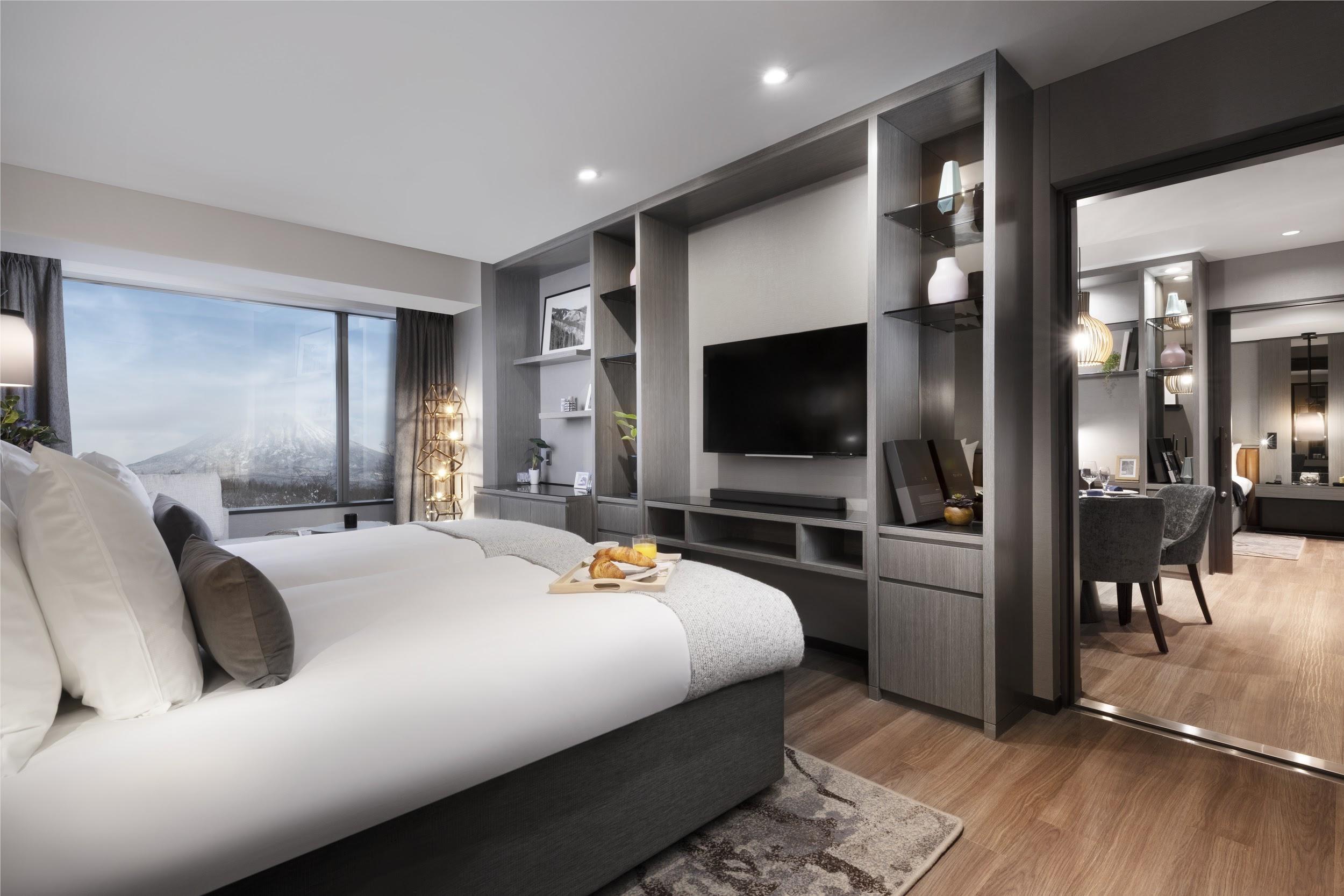 Hinode Hills Niseko Village luxury hotel to open this 1st of December 2019 - Alvinology