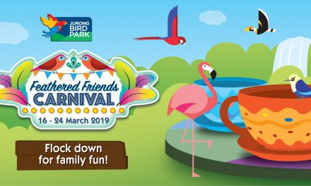 Fly over to Jurong Bird Park for a carnival of fun this 16 to 24 March