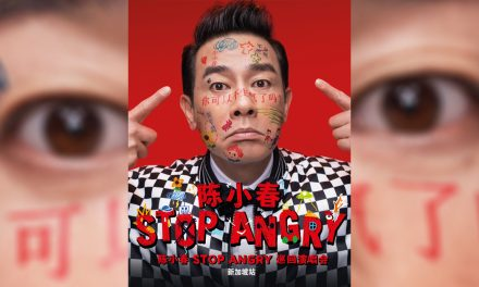 Cantopop star Jordan Chan Stop Angry Tour in Singapore is happening this May 2019 [see tickets here]