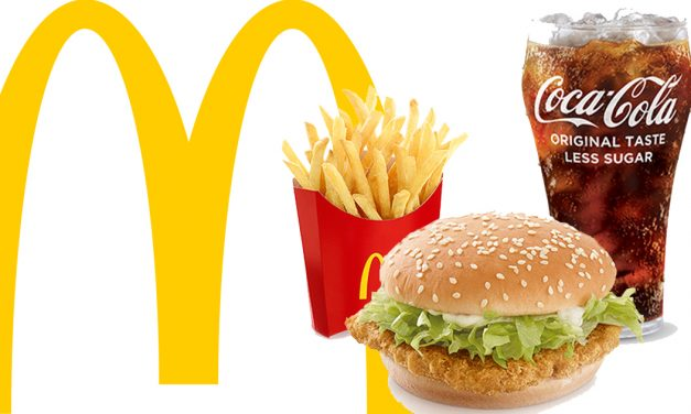 McDonald's Singapore and Coca-Cola Singapore partner to promote a healthier fast food craving