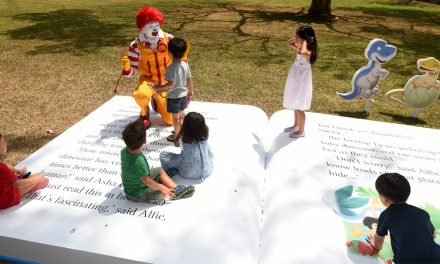 Send your kids to attend Storytelling Sessions at McDonald's this 2019 – see schedule here