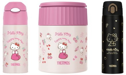 Thermos Sanrio Hello Kitty collection presents its latest designs, launched first in Singapore
