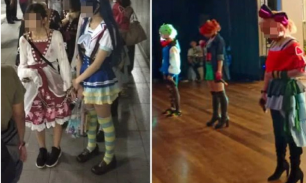 3 Singaporean cosplayers arrested by Malaysia police raid in cosplay event among other foreign nationals for insufficient work permits