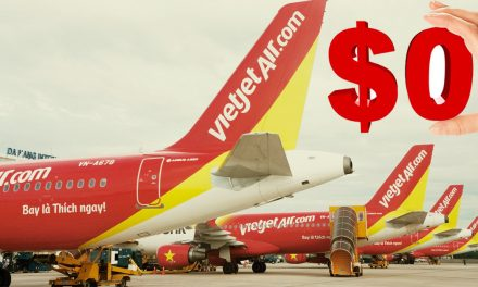 Fly Vietjet between Vietnam and Japan for only $0 every Wednesday
