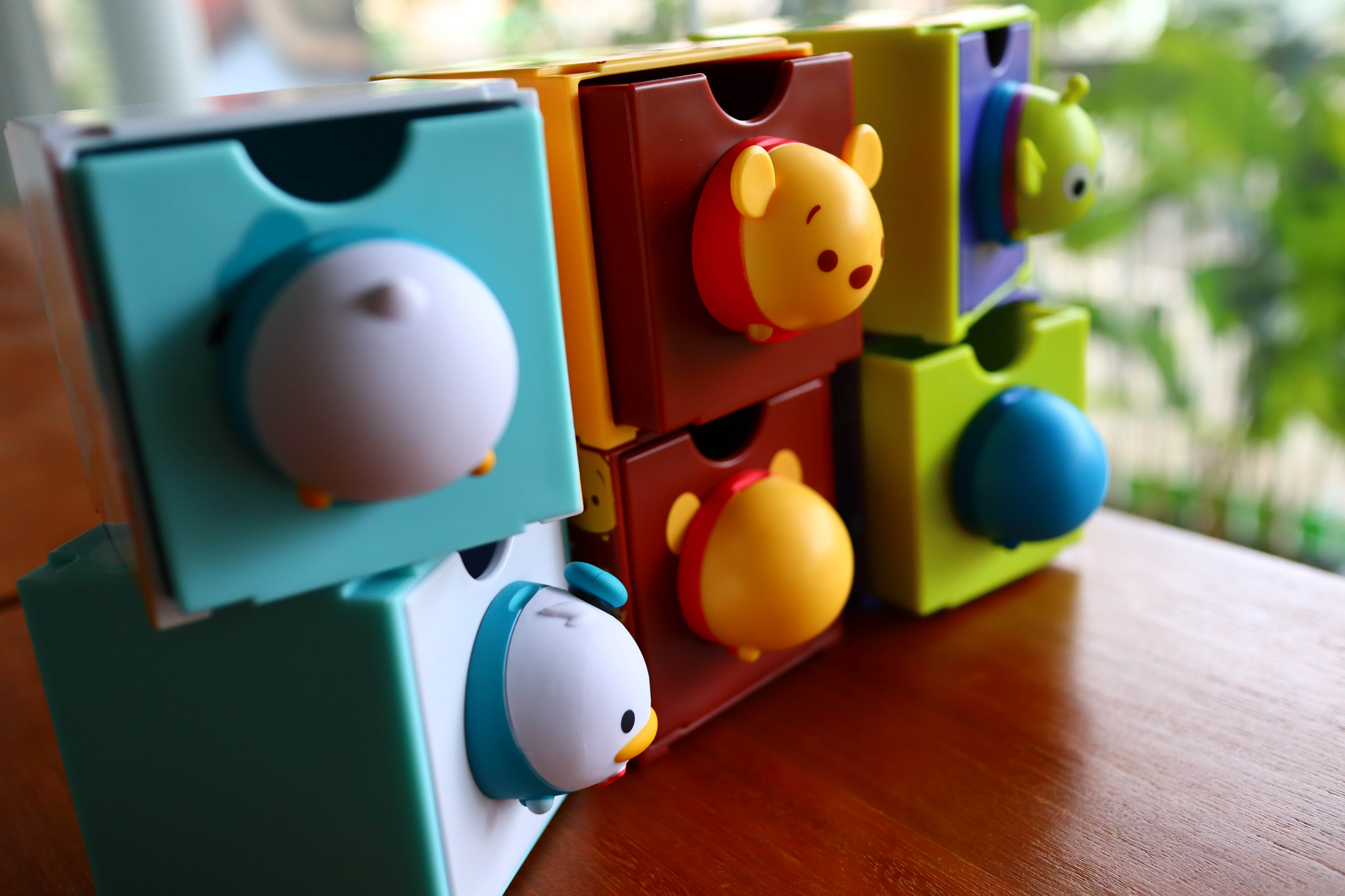 Collect all 12 stackable Disney Tsum Tsum drawers from 7-Eleven - Alvinology