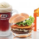 A&W Restaurants returns in Singapore at Jewel Changi Airport