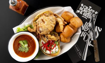 Savour a slice of Singapore and more at Black Tap Craft Burgers & Beer at Marina Bay Sands, Singapore