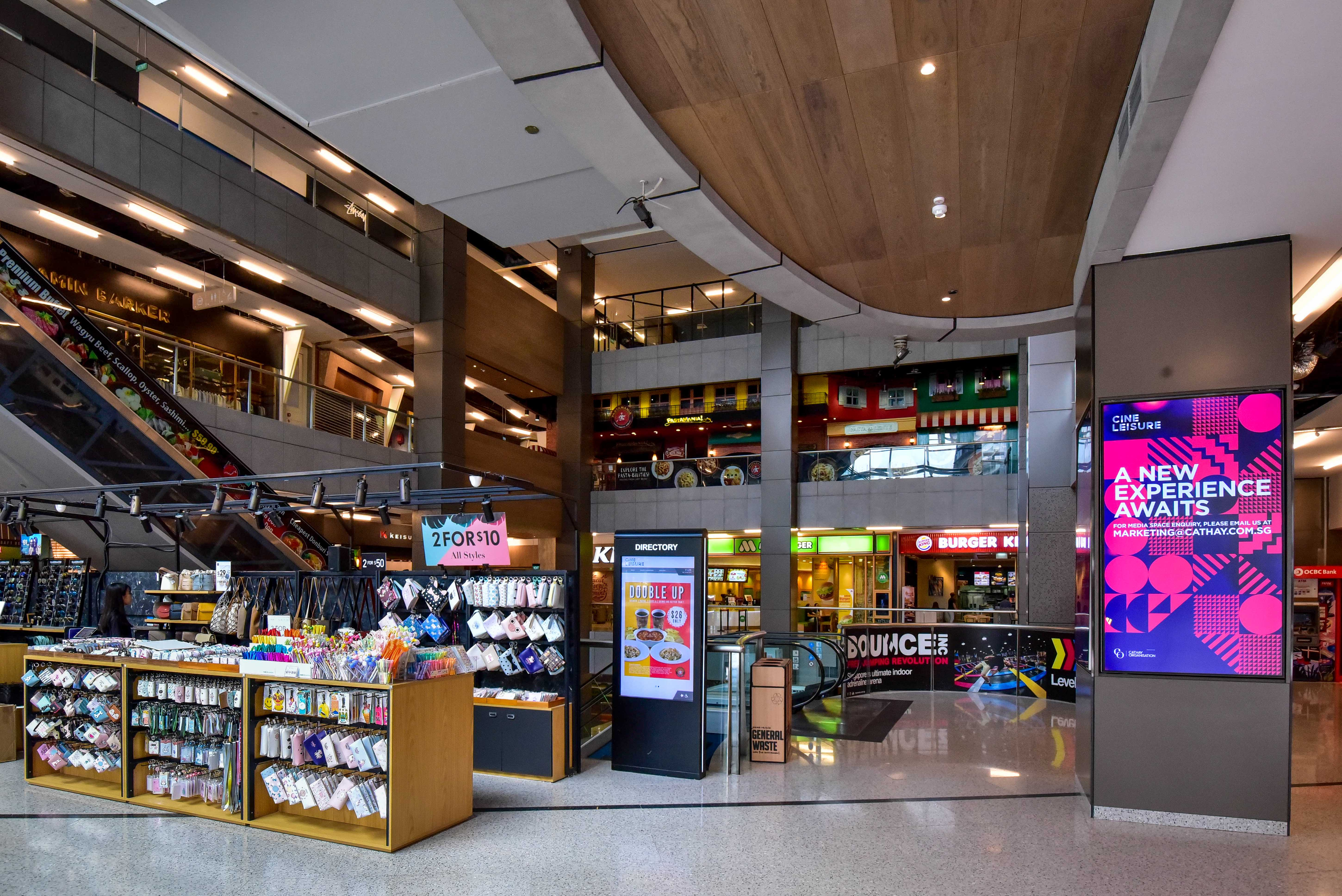 [Promo Inside] Cineleisure mall unveils everything new: Look, tenants, redemption app, and giveaways - Alvinology