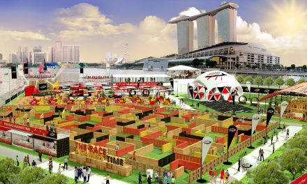 DBS Marina Regatta returns: Bringing largest eco-maze race to save the planet