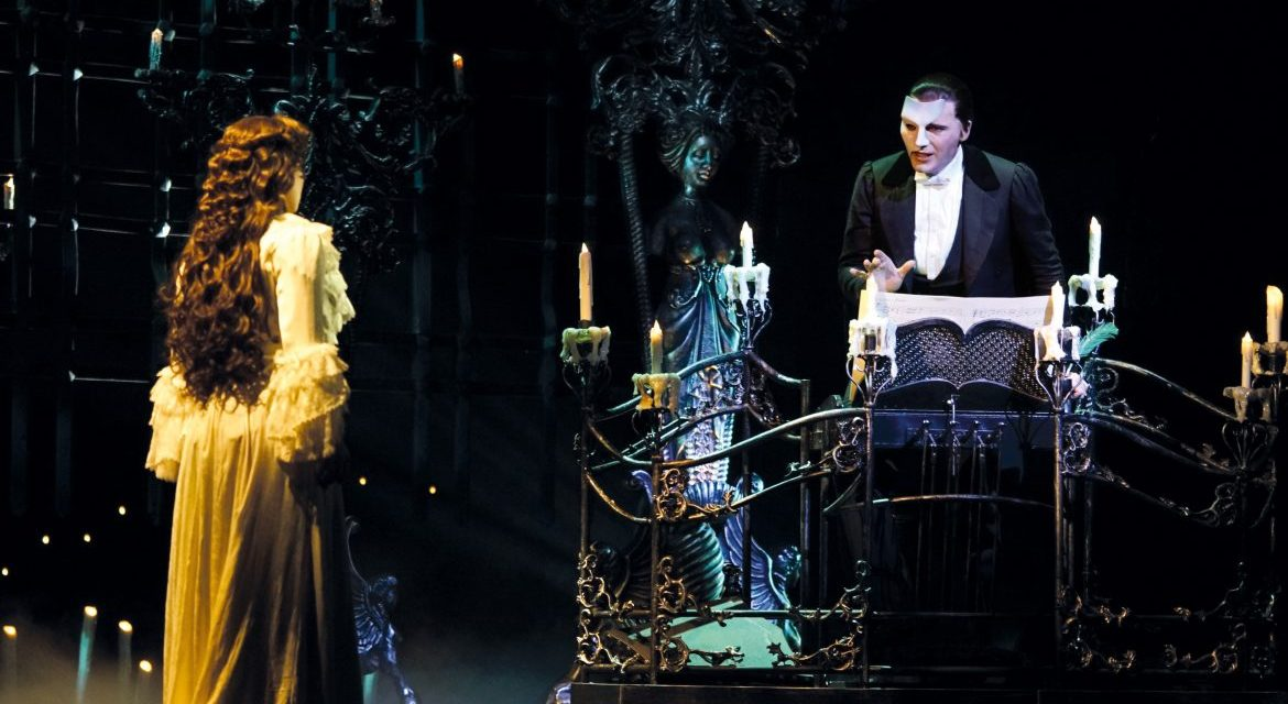 Phantom of the Opera Returns to Marina Bay Sands, Singapore