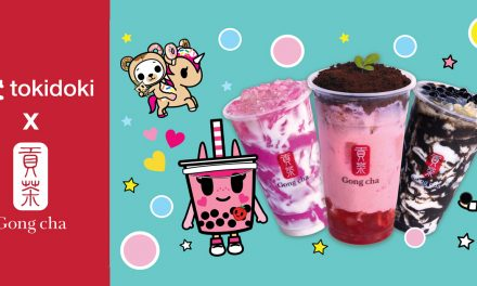 tokidoki x Gong Cha Bubble Tea Funhouse to launch at Shilin Night Market Singapore