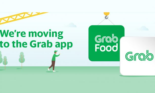 You can now place an order from GrabFood with the Grab app