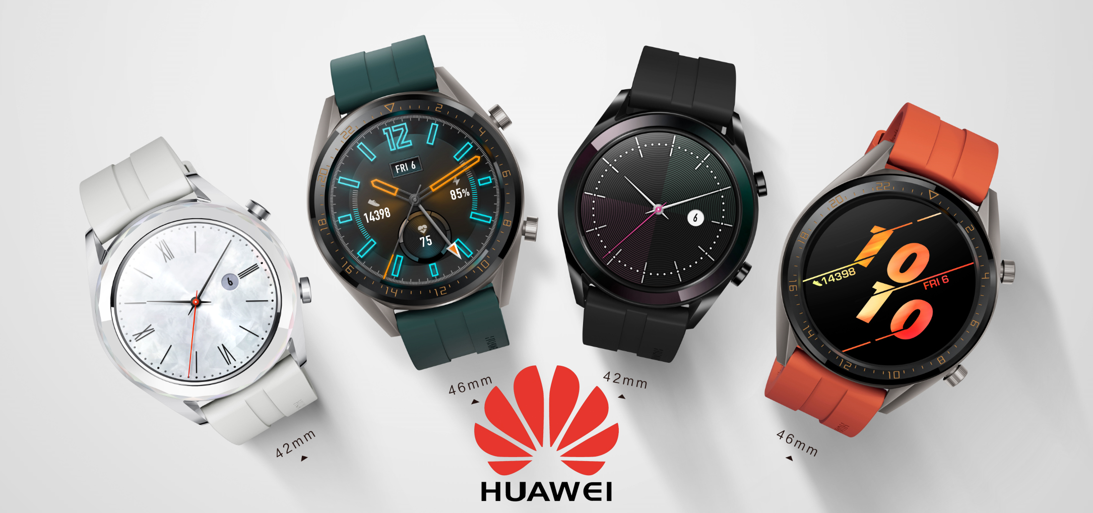 HUAWEI Watch GT - 2-week battery life, fitness and wellness tracking, and new Active and Elegant variants - Alvinology