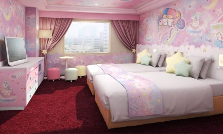Four more Hello Kitty Rooms are opening at Keio Plaza Hotel Tama this June 2019