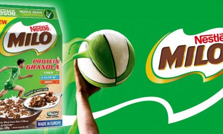 New MILO Protein Granola – packed with higher protein content than regular granola