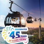 Your Singapore Cable Car dream ride can now come true for only $4.50 starting April 22, for a limited time only
