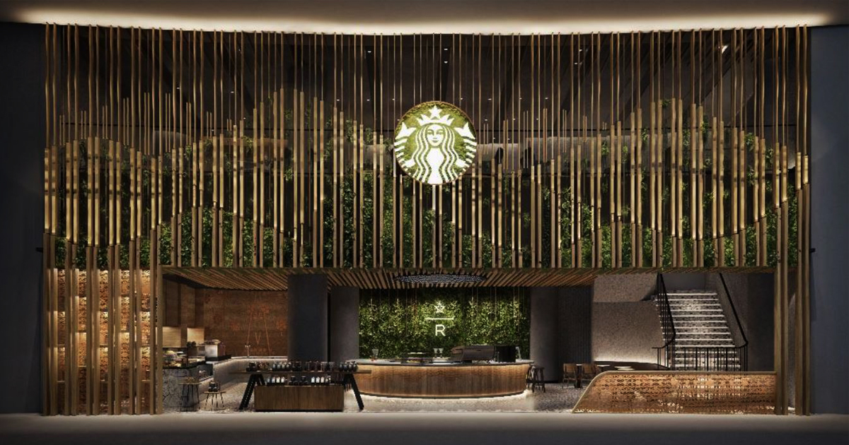 Singapore's biggest Starbucks set to open in Jewel Changi Airport