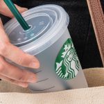Next time you visit Starbucks, make sure to use your Starbucks Reusable Hot & Cold Cups to reduce environmental waste