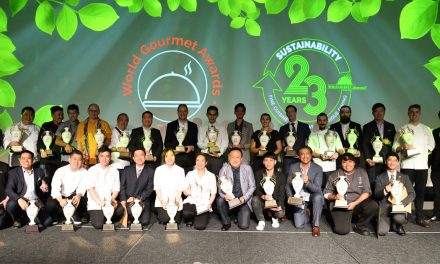 World Gourmet Awards 2019: List of Awards and Awardees