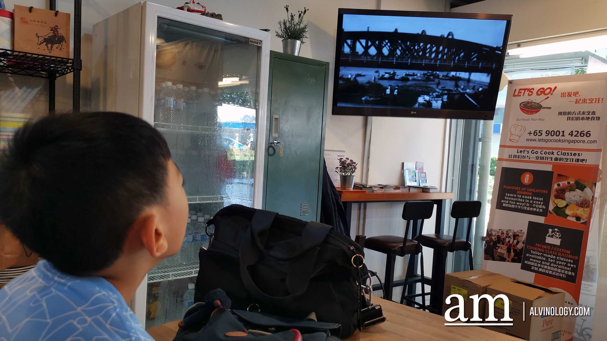 [Review] Trails of Tan Ah Huat, Singapore 1920s Bicycle Tour with Let's Go Tour - Alvinology