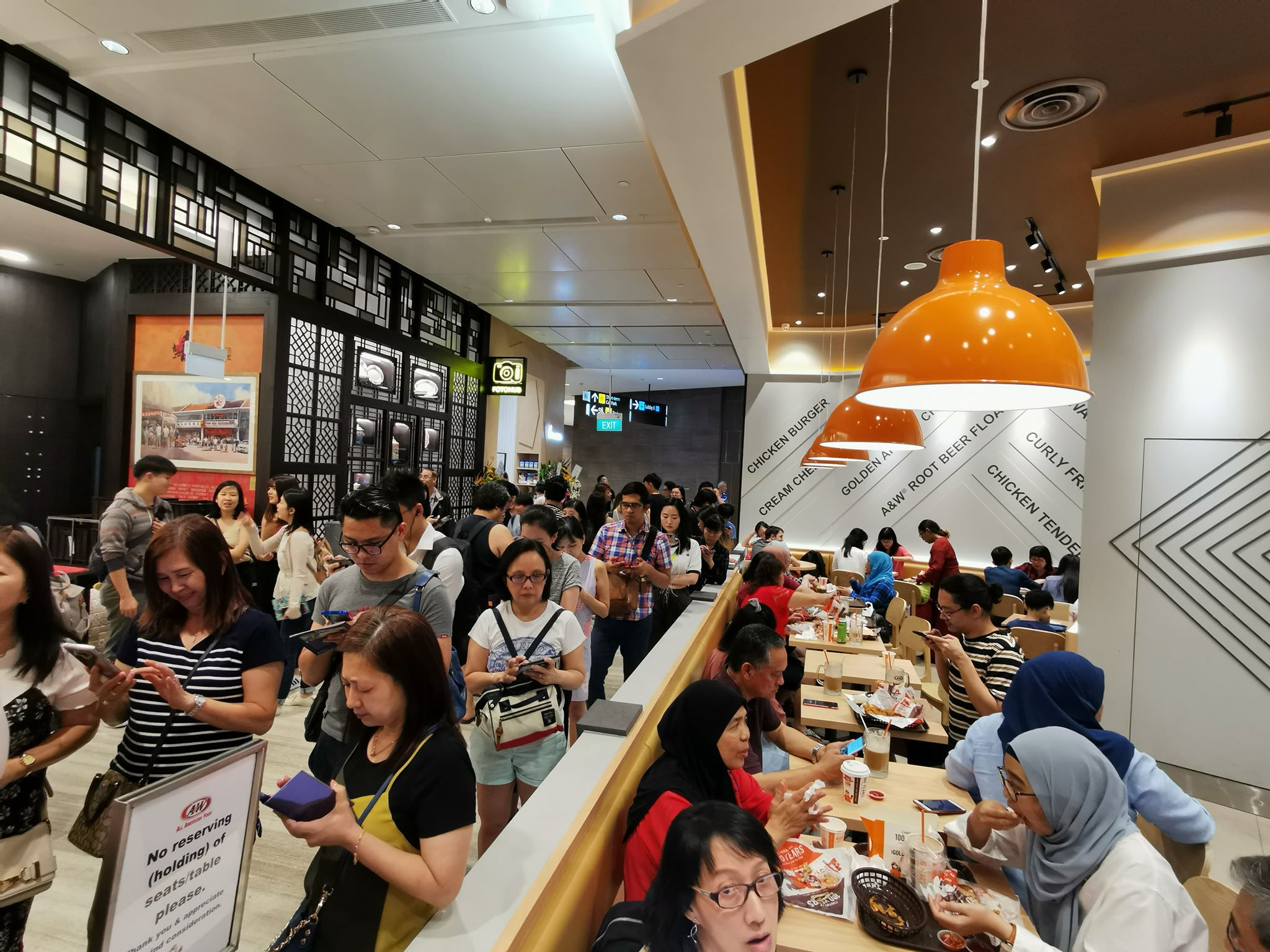 Could there be an A&W Singapore second branch in the works? - Alvinology