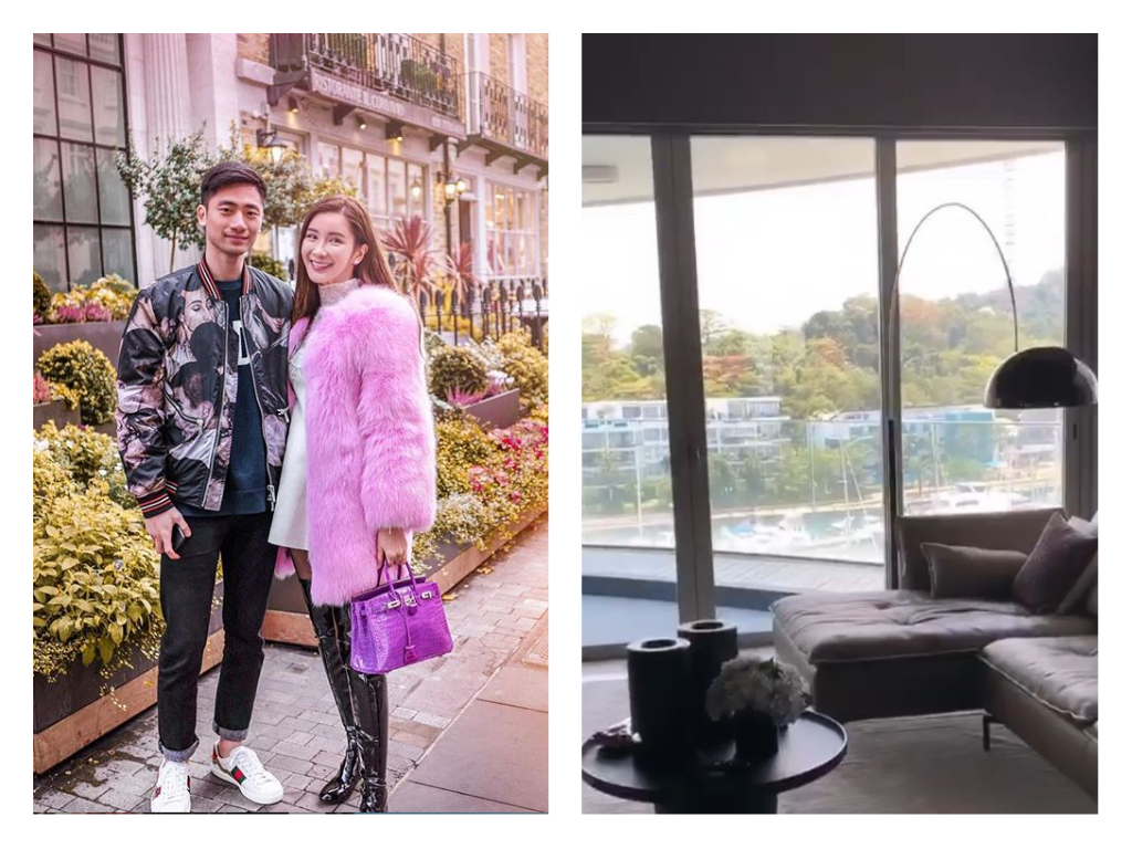 Jamie Chua's son, Cleveland, just got a 24th birthday present to end all gifts - Alvinology