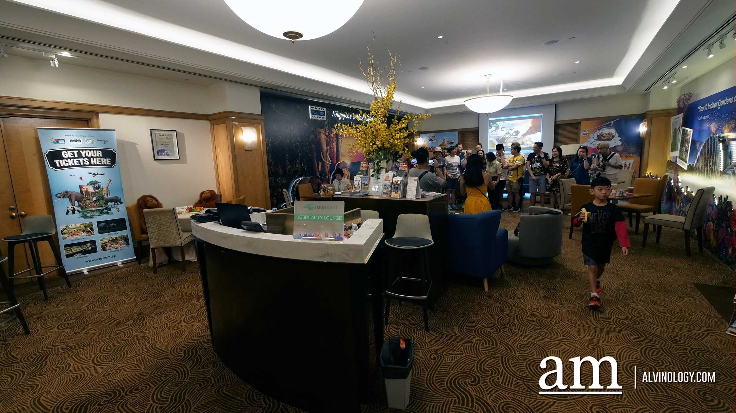 Live like a Local with a Staycation at Grand Copthorne Waterfront Hotel - Alvinology