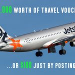 Jetstar is giving away free flights and travel vouchers worth S$3,000 – here's how to join!