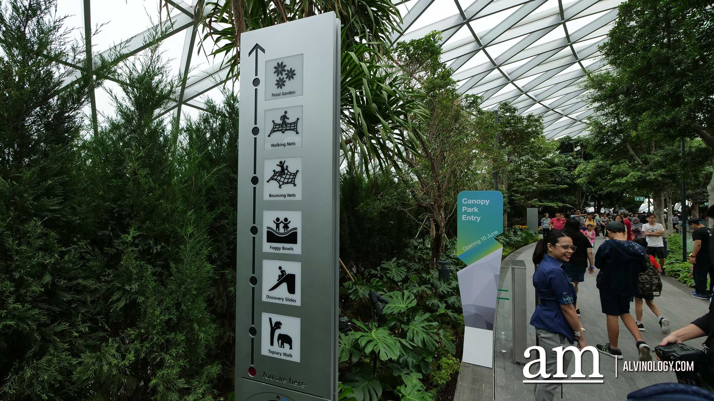 Visiting Jewel Changi Airport? - Tips and Tricks for the Best Experience - Alvinology