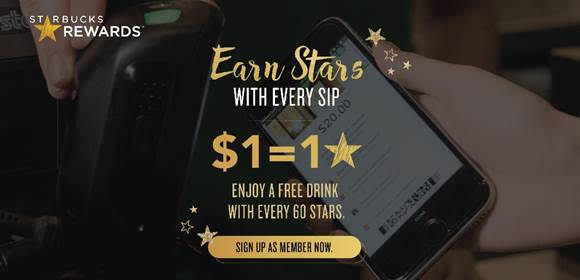 Starbucks Rewards has free drinks and collectible merchandise that lets you build your own kiosk - Alvinology