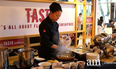 S$12 All-you-can-eat Lunch Buffet at TASTE restaurant