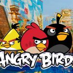 Outdoor Park finally complete at the world's first Angry Birds themed Entertainment Park in Doha, Qatar