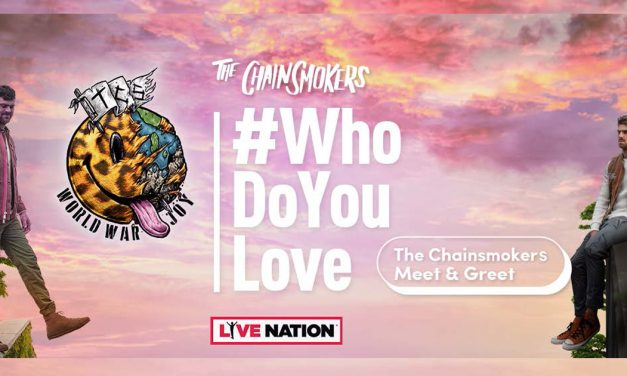 Win Chainsmokers tour tickets with Tiktok's #WhoDoYouLove challenge – here's how