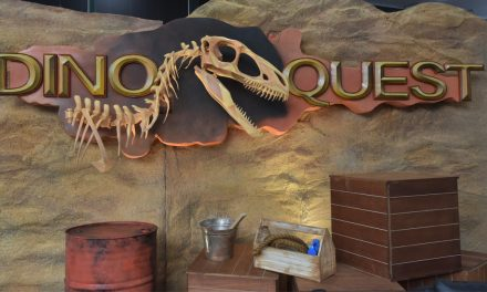 DinoQuest Exhibition – All-new immersive multimedia experience at Science Centre Singapore