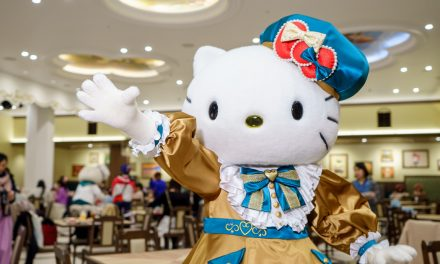 You can now celebrate birthdays and other private events at Hello Kitty Land Tokyo