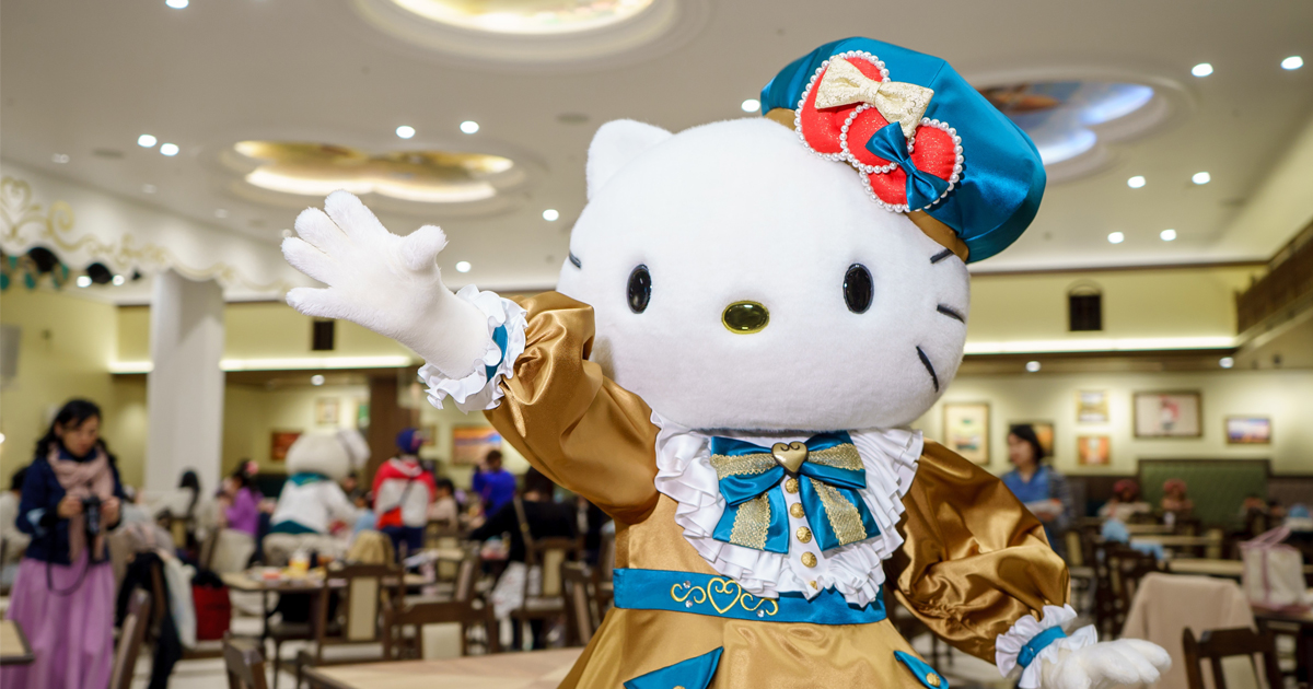 You can now celebrate birthdays and other private events at Hello Kitty Land Tokyo - Alvinology