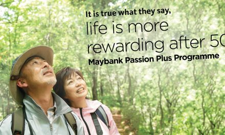 Maybank launches Maybank Passion Plus Programme for Singaporeans aged 50 and above