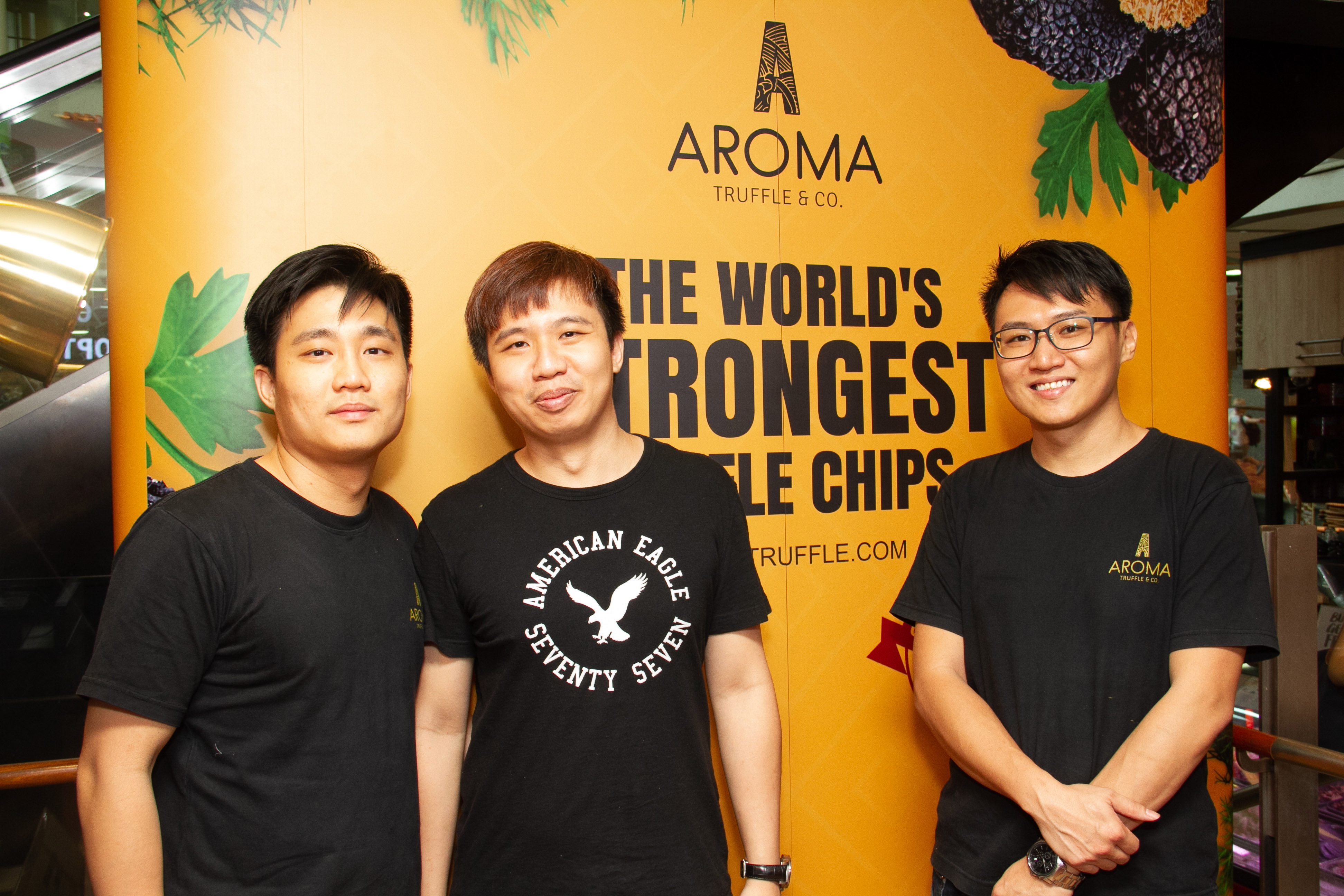 Aroma Truffle - Singapore's first truffle chips boutique arrives at Chinatown point - Alvinology