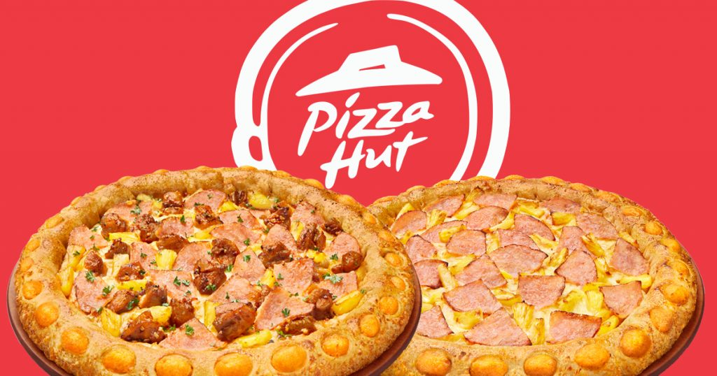 [PROMO] DINE FOR FREE or enjoy 50% OFF on all takeaway or delivery orders as Pizza Hut Turns 40 this April! See all anniversary promos here - - Alvinology