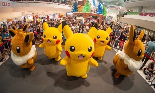 Catch 'em all! Over 400 Pokemon to invade Sentosa Cove Village this June at the Pokemon Carnival